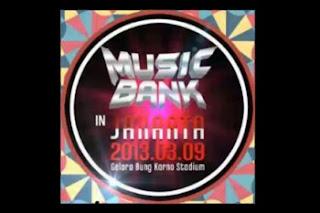 Konser Music Bank Live Jakarta Akan Disiarkan di 72 Negara