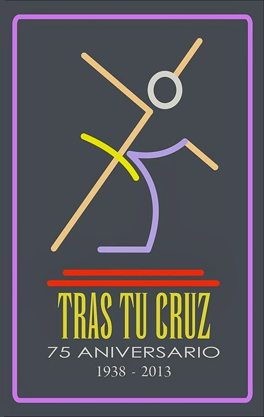 Logotipo 75 años de la talla de Jesús Nazareno