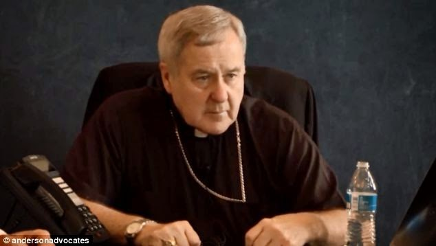 St Louis Archbishop 'I Didn't Know it Was Illegal for Priests to Have Sex With Children'