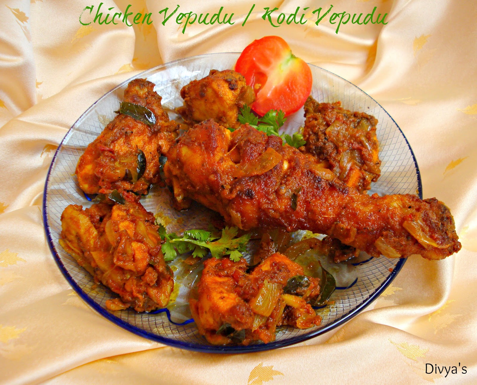 Andhra chicken recipes pdf