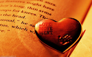 Love is the Movement. Love Wallpaper