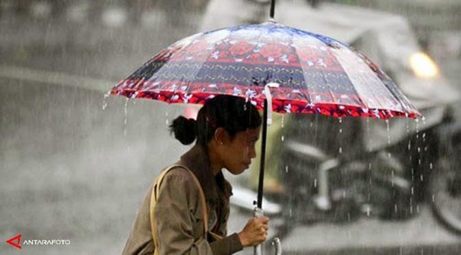 BMKG : Rammasun berdampak hujan ringan di Indonesia