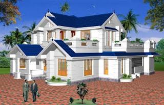 Types of House Plan - Modern Home Plan