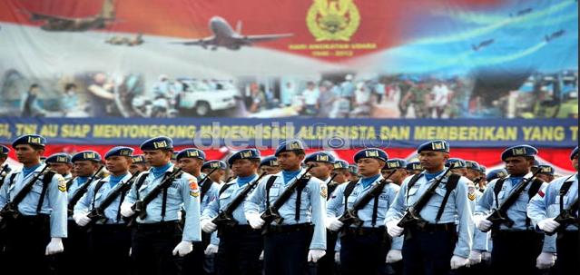 Informasi Pendaftaran/Rekrutment TNI AU Terbaru Februari Tahun 2014