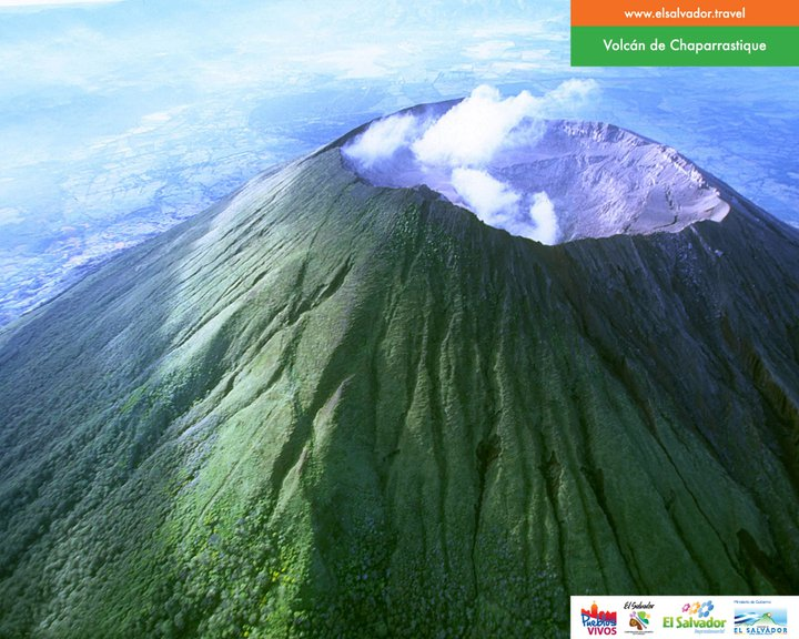 volcan centroamerica:
