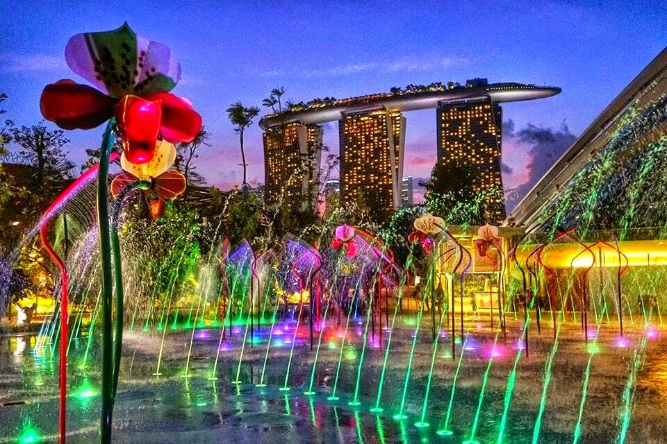 Garden By The Bay Playground pasture living: travel: singapore's eco-friendly gardensthe bay