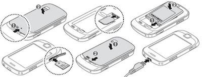 Samsung Galaxy User Manual PDF