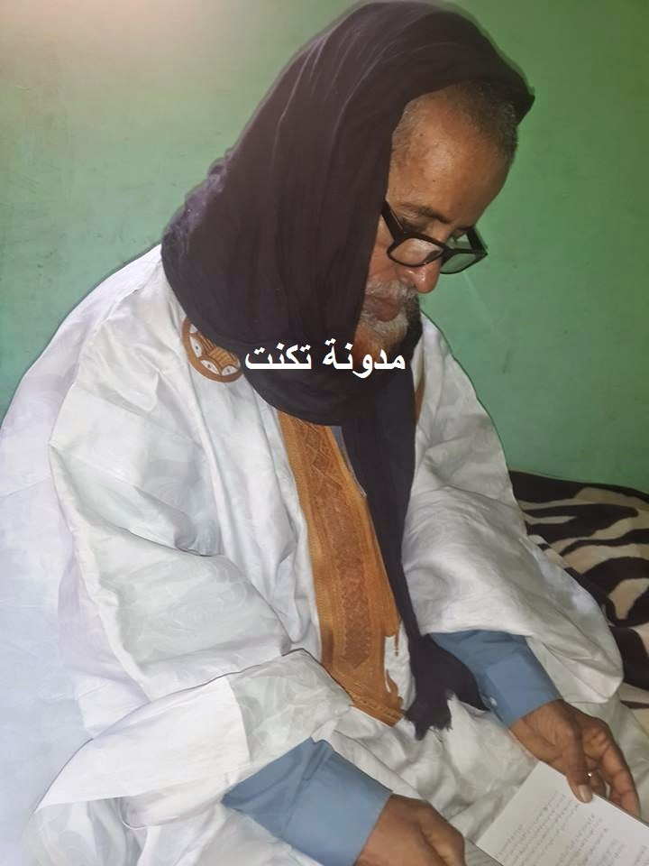 الإمام ابت ولد باباه.. في سطــــور !