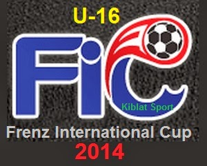 Jadwal Lengkap Pertandingan Frenz International Cup 2014 U16