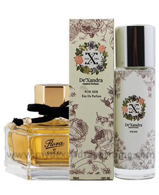 DE'XANDRA GUCCI FLORA[FOR HER]