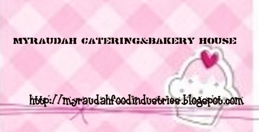 MYRAUDAH_CATERING AND BAKERY