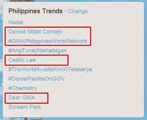 Trending Topics Twitter Vhong Navarro story