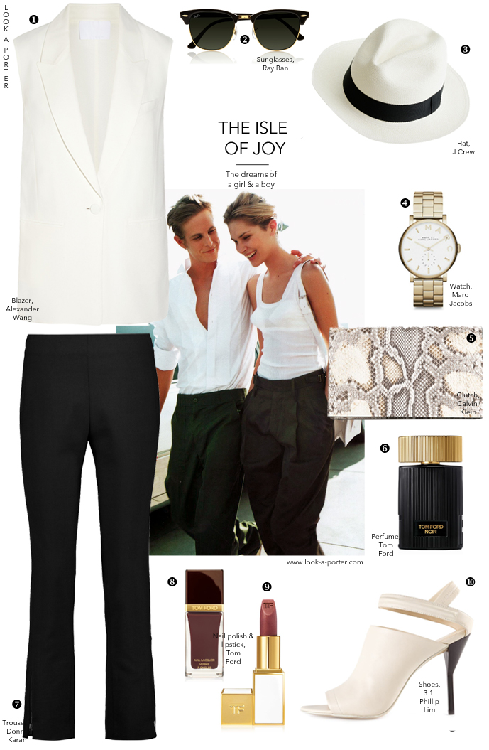 An outfit inspired by New York and NYFW. via look-a-porter.com style & fashion blog / outfit inspiration daily