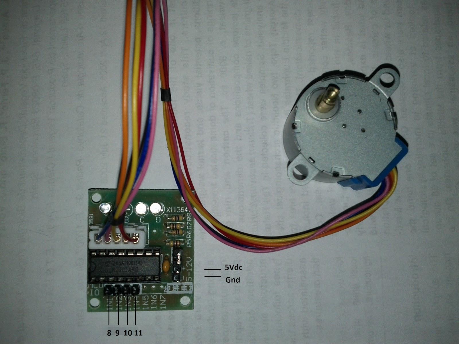 Todoelectrodo control de motor paso a con inversor