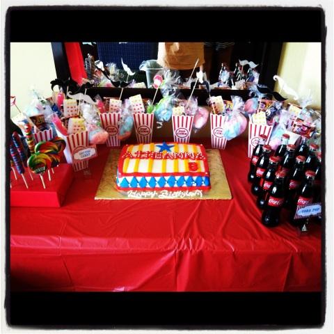 Mydiylife Carnival Birthday Party