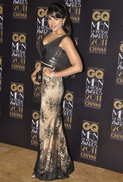 Sameera Reddy  at GQ Award - Pics: Sameera Reddy at GQ Men of the Year 2011 Awards