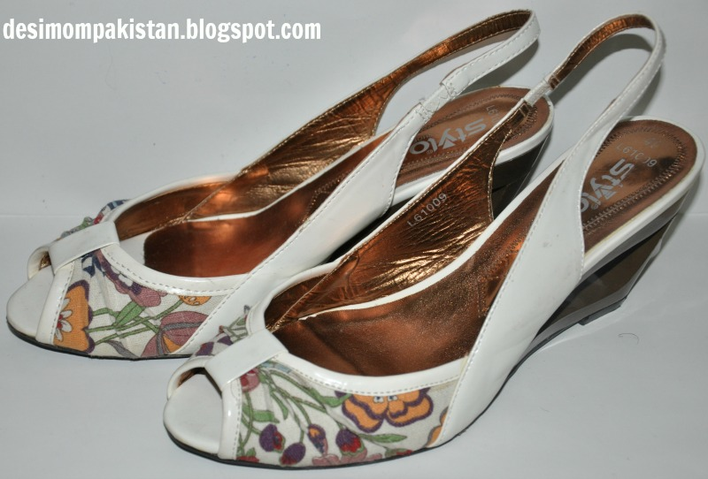 PRINTED WEDGES BY STYLO,PKR 500