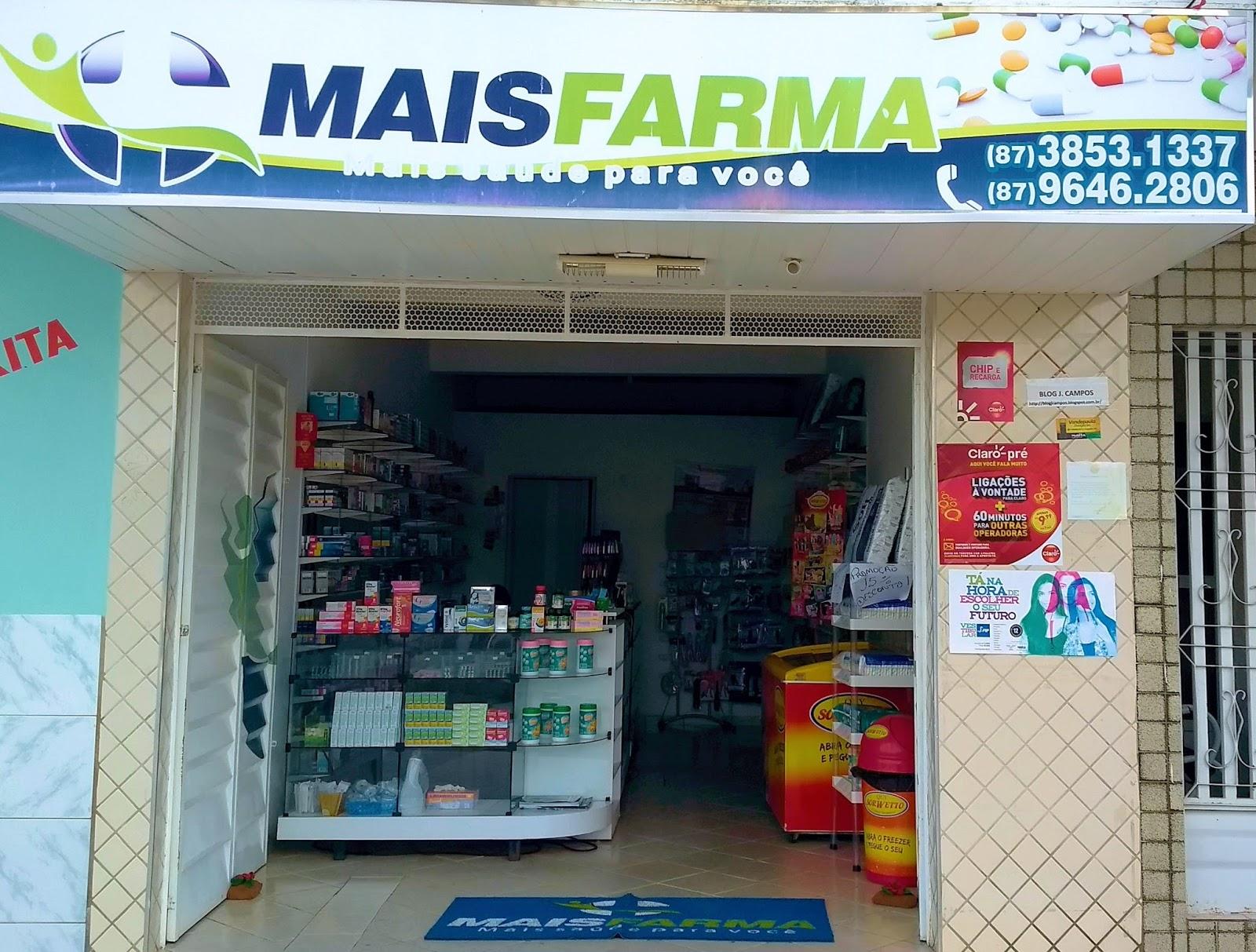 FARMÁCIA MAISFARMA