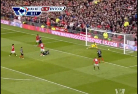 Cuplikan Video dan Hasil Pertandingan Manchester United vs Liverpool 13 Januari 2013