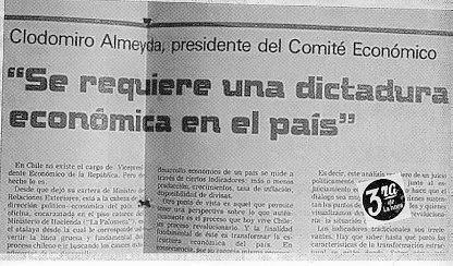 Allende violo los DDHH Imagen35