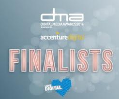 Blogger of the Year Finalist: 2016 Irish Digital Media Awards
