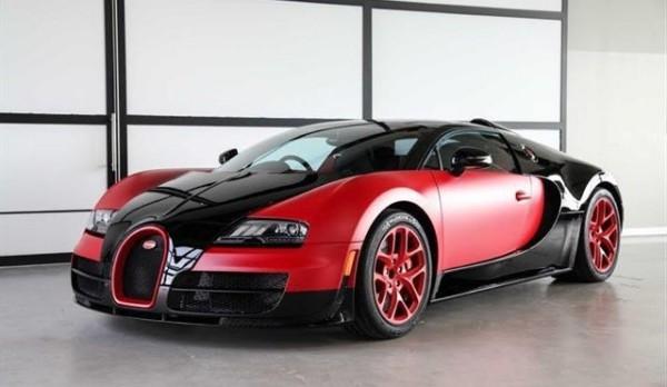 Mobil Sport Terbaik di Dunia - Bugatti Veyrgon