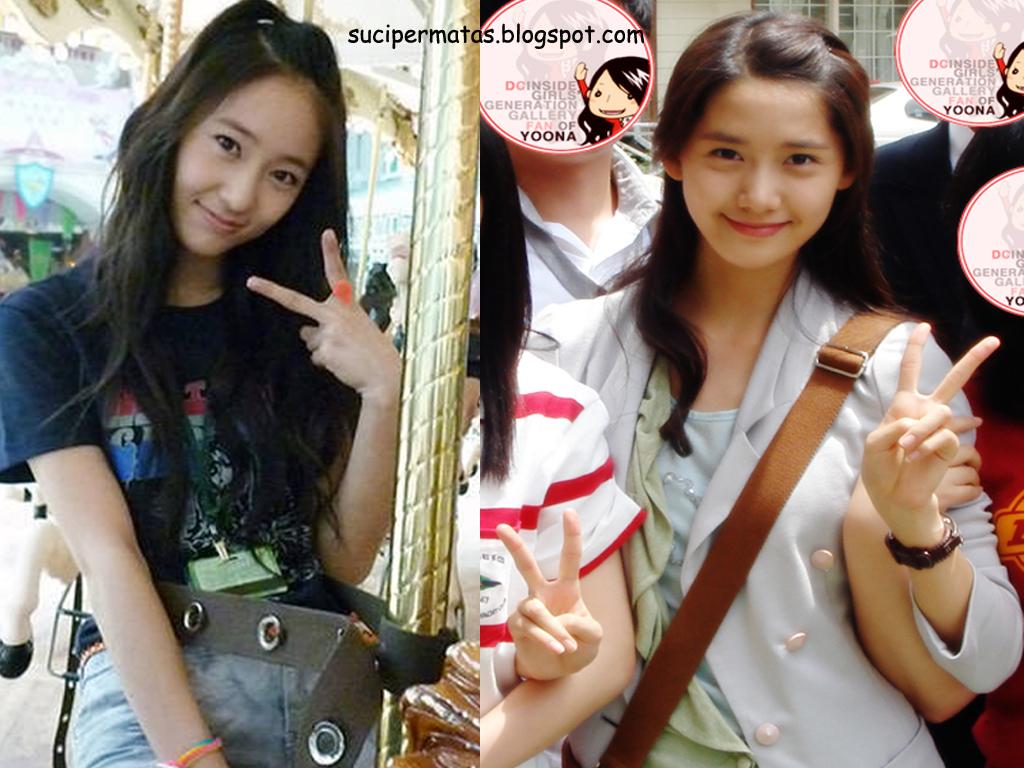 Suci Permata Sari: Krystal f(x) Look Alike Yoona (SNSD)