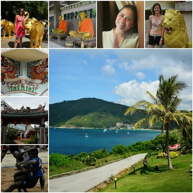 Phuket Collage