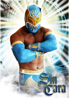 Sin Cara is a professional