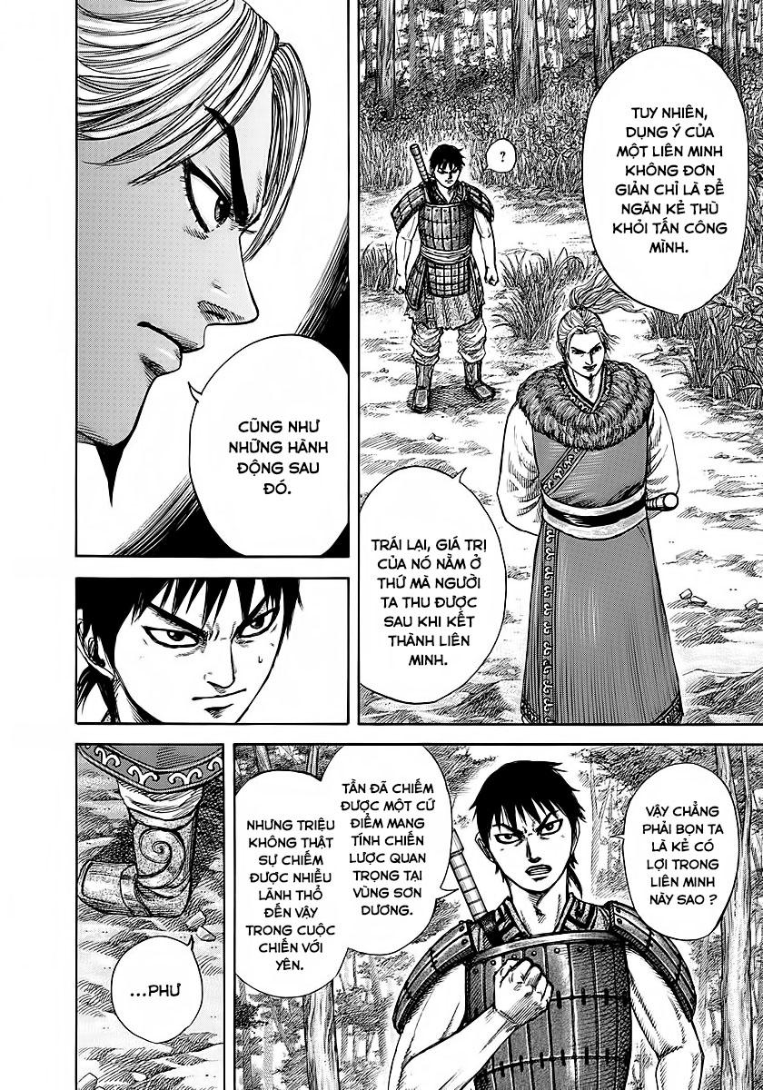 Kingdom - Vương Giả Thiên Hạ Chapter 259 page 17 - IZTruyenTranh.com