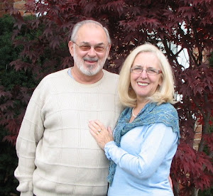 Carl and Susan, October 2010