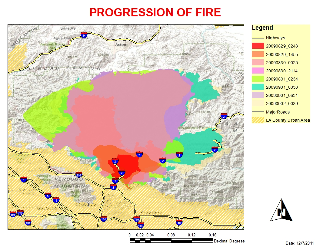 the station fire started in august 26 at the angeles national forest near the u s forest service ranger station on the angeles crest highway