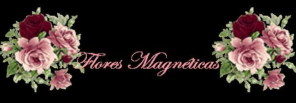 Flores magnéticas
