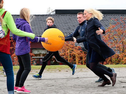 Trivselsleder is Scandinavia's largest program activity and inclusion in primary and secondary school