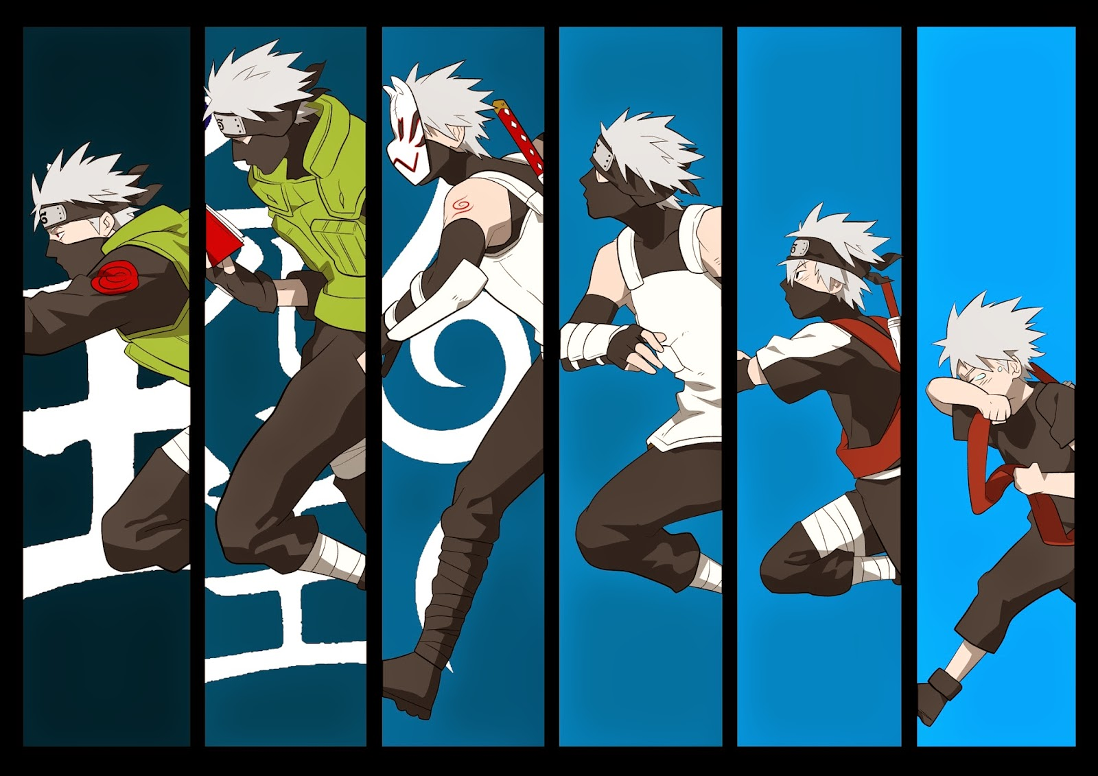Story of Kakashi