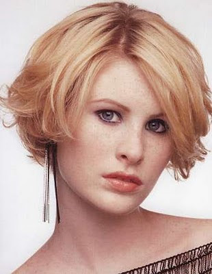 short hairstyles for thick hair  hairstyle
