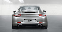 2012 All New style shape Porsche 911 991 not 998 Model Official picture Carrera basic simple Coupe