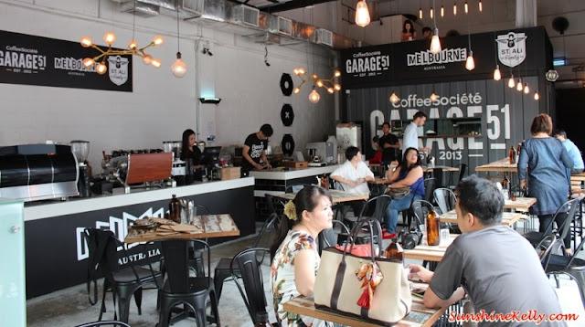 Coffee Masterclass, Garage 51 Cafe, St Ali, Tourism Victoria, Visit Melbourne, Matt Perger, World Barista, Cafe Takeover, Melbourne Coffee Culture, Coffee Culture