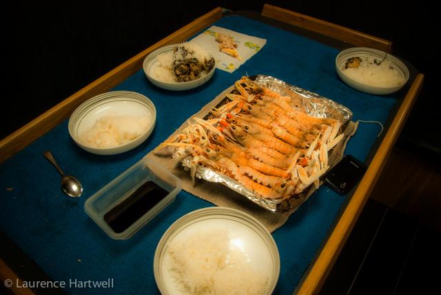 how to catch prawns in merimbula