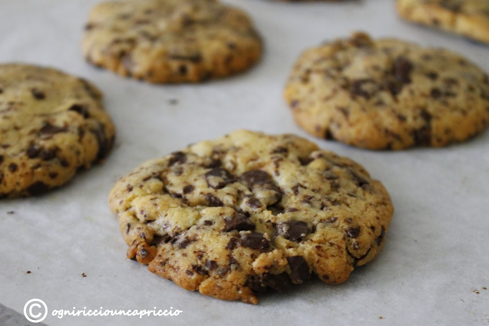 chocolate chips cookies #2