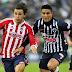 Chivas se impone con un 3-0 ante Monterrey