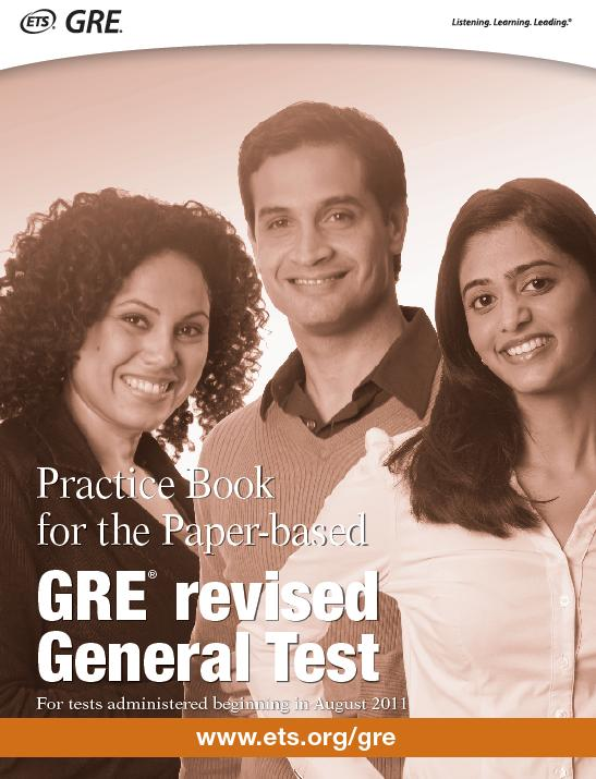 GRE Revised General Test
