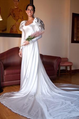Vestidos de novia friki
