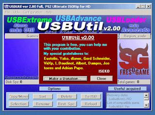 USBUtil V2.0