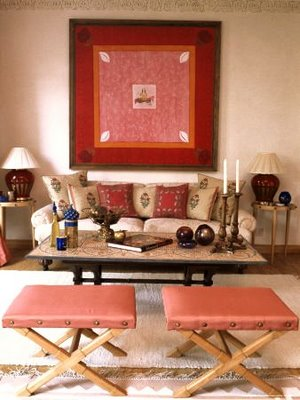 Canto do feng shui by cris ventura formas e feng shui for Living room decoration indian style