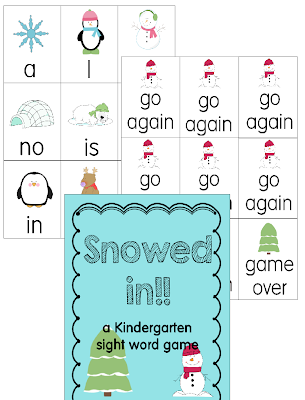 http://www.teacherspayteachers.com/Product/Snowed-Ina-sight-word-game-997590