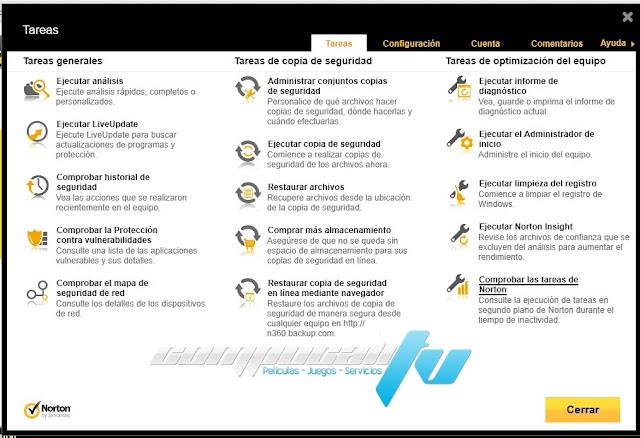 Norton 360 Premier Edition 2013 20.4.0.40 Español