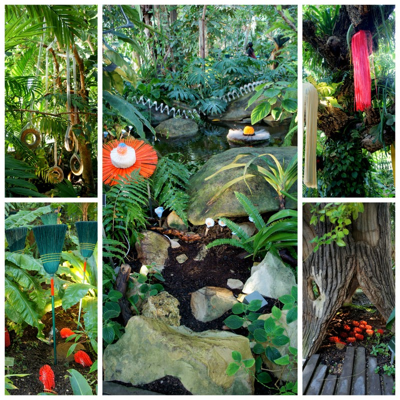 1000 lieux hybridations dans les grandes serres du - Serres jardin des plantes ...