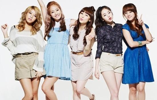 Tiểu sử nhóm Wonder Girls và các thành viên