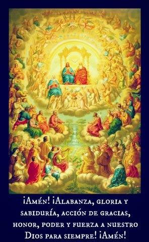 Solemnidad Todos los Santos
